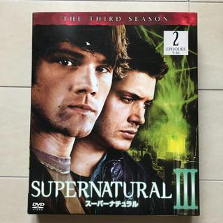 SUPERNATURAL III〈サード〉セット2 DVD(TVドラマ)