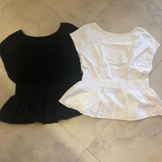 ミシェルマカロン(michellMacaron)のミシェルマカロン フレア Tシャツ セット(Tシャツ(半袖/袖なし))