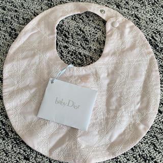 ベビーディオール(baby Dior)のBaby DIOR スタイ(ベビースタイ/よだれかけ)