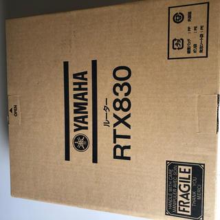 ヤマハ(ヤマハ)のヤマハRTX830(OA機器)