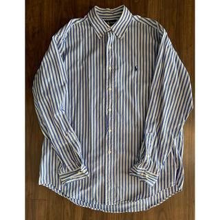 シンゾーン(Shinzone)のpreloved ラルフローレン ヴィンテージシャツ(シャツ/ブラウス(長袖/七分))