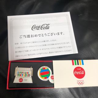 コカ・コーラ - 非売品★コカコーラ ピンズ