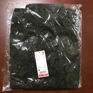 ユニクロ(UNIQLO)の【新品】ユニクロ フランネルプリントシャツ(シャツ)