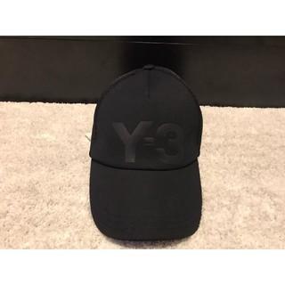 ワイスリー(Y-3)のワイスリー Y3 ブラック CAP(キャップ)