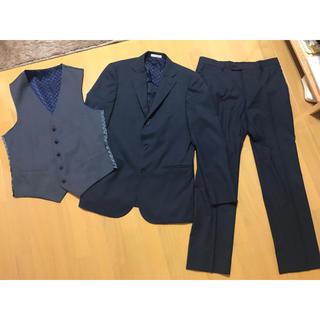 AOKI - メンズ スーツ 3点セット アオキ