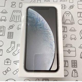 アイフォーン(iPhone)の【S】iPhoneXR/64/SIMフリー(スマートフォン本体)