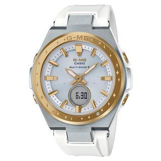 ベビージー(Baby-G)のBABY-G ソーラー電波時計 限定品 スワロフスキー使用(腕時計)