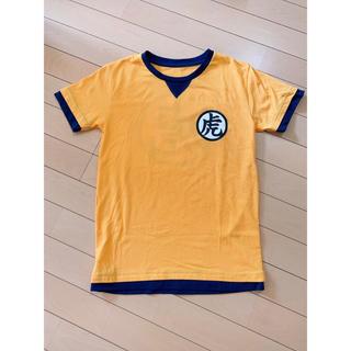ハンシンタイガース(阪神タイガース)の阪神タイガース ドラゴンボール コラボTシャツ レア商品 男女兼用 160(Tシャツ/カットソー)