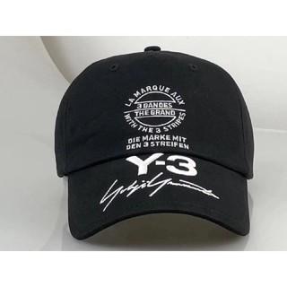 ワイスリー(Y-3)のY-3 サインロゴキャップ帽子(キャップ)