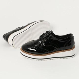 スタイルナンダ(STYLENANDA)の厚底ローファー(ローファー/革靴)