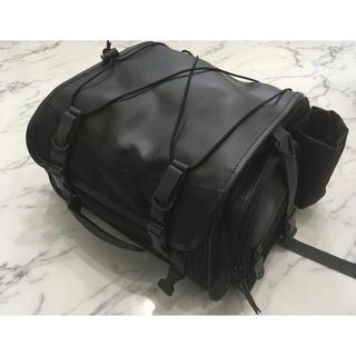 ヤマハ(ヤマハ)のタナックス(TANAX) ミニフィールドシートバッグ MFK-100(装備/装具)