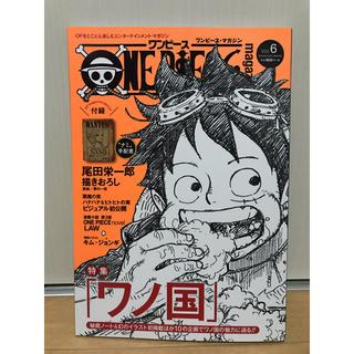 シュウエイシャ(集英社)のONE PIECEマガジン Vol. 6(アニメ)