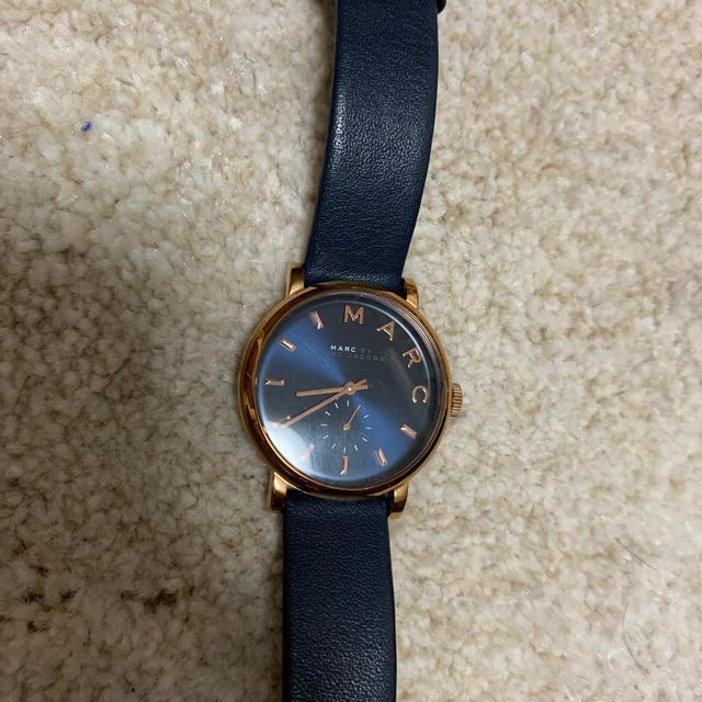 ロレックス 時計 黒ベルト 、 MARC BY MARC JACOBS - マークジェイコブス 時計の通販