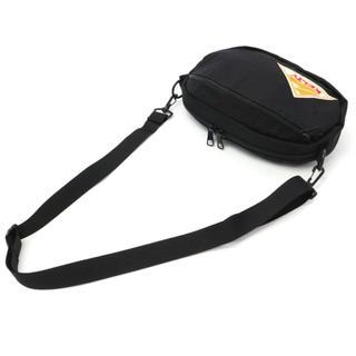 ケルティ(KELTY)の新品 タグ付き KELTY  ケルティ オーバルショルダーバッグ M BLACK(ショルダーバッグ)
