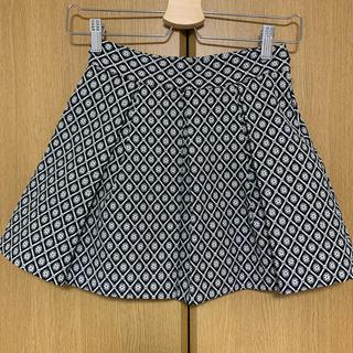 リナシメント(RINASCIMENTO)のインペリアル imperial ジャガードミニスカート(ミニスカート)