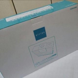 トウシバ(東芝)の【新品・未使用】TOSHIBA 空気清浄機 airion DAC-2400(W)(空気清浄器)
