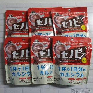 モリナガセイカ(森永製菓)のセノビー84g  6袋セット(その他)
