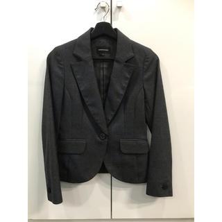 クイーンズコート(QUEENS COURT)のクイーンズコート スーツ グレー サイズ1(スーツ)