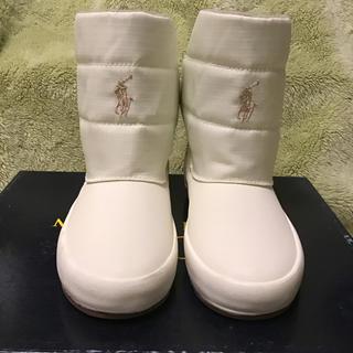 ポロラルフローレン(POLO RALPH LAUREN)の新品未使用品 ポロ・ラルフローレン キッズ ブーツ 18cm(ブーツ)