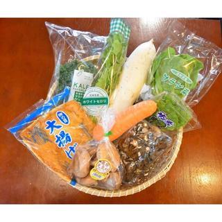 食べてびっくり!野菜たっぷり!ビッくり原くん鍋セット(野菜)