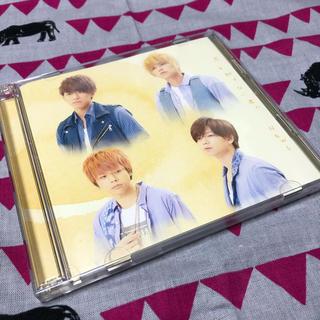 ニュース(NEWS)の【初回盤】NEWS 恋を知らない君へ CD+DVD(ポップス/ロック(邦楽))