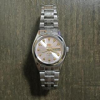 オリエント(ORIENT)のORIENT THREE STAR レディース 腕時計(腕時計)