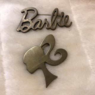 バービー(Barbie)のバービークリップ(バレッタ/ヘアクリップ)