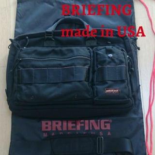 BEAUTY&YOUTH UNITED ARROWS - 値下❗◆美品 BRIEFING「48.600円購入」made in USA B4