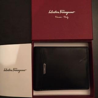 サルヴァトーレフェラガモ(Salvatore Ferragamo)のSalvatore Ferragamo 二つ折り財布(折り財布)