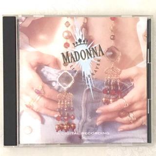 マドンナ  CD(ポップス/ロック(洋楽))
