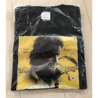 コナミ(KONAMI)のメタルギアソリッドピースウォーカー Tシャツ(Tシャツ/カットソー(半袖/袖なし))