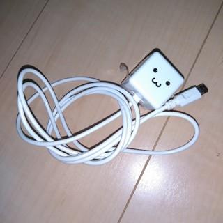 エレコム(ELECOM)の携帯電話 充電器 エレコム 中古品(バッテリー/充電器)