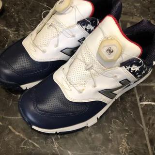 ニューバランス(New Balance)のニューバランス ゴルフ用 スニーカー ゴルフ靴(シューズ)