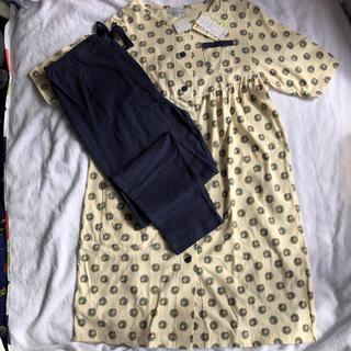 西松屋 - マタニティパジャマ オーガニックコットン 半袖