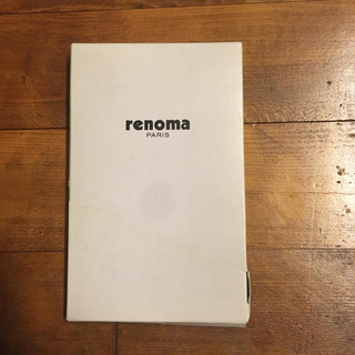 レノマ(RENOMA)のハンドタオル レノマ(タオル/バス用品)