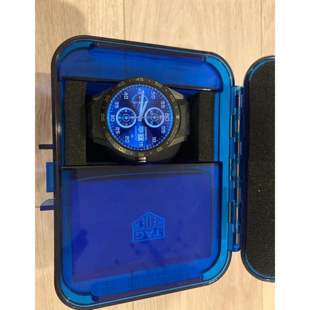 TAG Heuer(タグホイヤー)のタグホイヤー コネクテッド メンズの時計(腕時計(デジタル))の商品写真