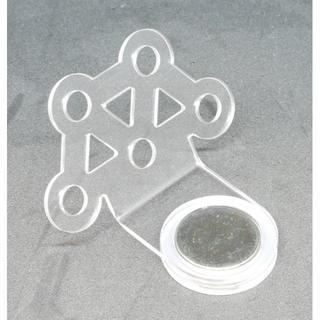 【訳有】フラグホルダー:外側磁石にカバーが御座いません。(アクアリウム)