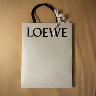 ロエベ(LOEWE)の※断捨離ため値下げ※【LOEWE】ショップ紙袋(ショップ袋)
