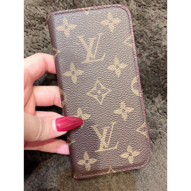 LOUIS VUITTON - LOUIS VUITTON XS ケースの通販