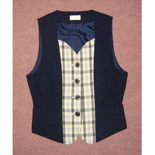 新品 7号 オフィスベスト 事務服 OL制服T706(ベスト/ジレ)