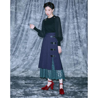 パメオポーズ(PAMEO POSE)のpameopose   スカート(ひざ丈スカート)