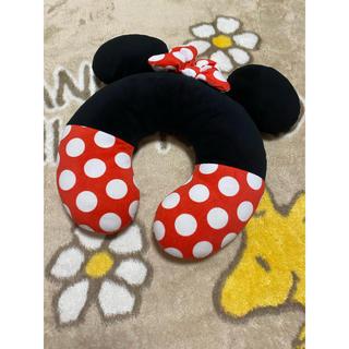 ディズニー(Disney)のネックピロー ディズニー ミニー 首枕(枕)