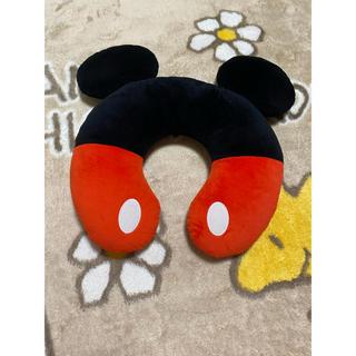 ディズニー(Disney)のネックピロー ディズニー ミッキー 首枕(枕)