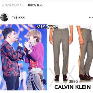 カルバンクライン(Calvin Klein)のcalvin klein パンツ(スラックス)