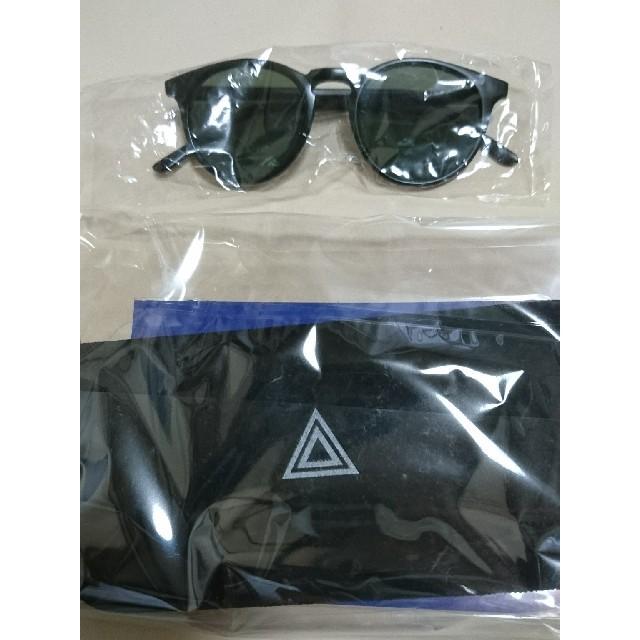 Supreme(シュプリーム)のSUNKAK サンカク TYPE9 COLORS サングラス 窪塚洋介 メンズのファッション小物(サングラス/メガネ)の商品写真