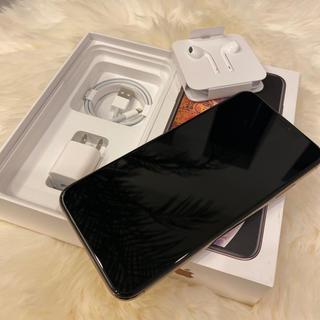 アップル(Apple)のiPhone Xs Max 256GB SIMフリー 割れ、傷有り(スマートフォン本体)