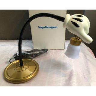 ディズニー(Disney)のミッキー スタンドライト レア 新品未使用品(テーブルスタンド)