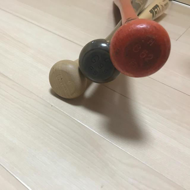 ZETT(ゼット)のNPBバット スポーツ/アウトドアの野球(バット)の商品写真