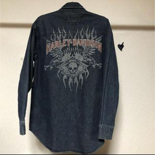 ハーレーダビッドソン(Harley Davidson)のHarley Davidson/デニムシャツ(Gジャン/デニムジャケット)