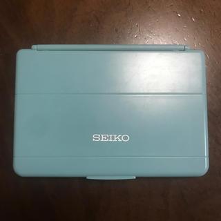 セイコー(SEIKO)の簡易電子辞書(その他)
